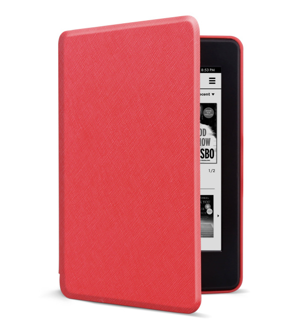 CONNECT IT pouzdro pro Amazon NEW Kindle Paperwhite 4 (2018), červené