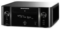 Marantz MCR611-N1B stereofonní receiver s CD přehrávačem a streamováním hudby ze sítě LAN
