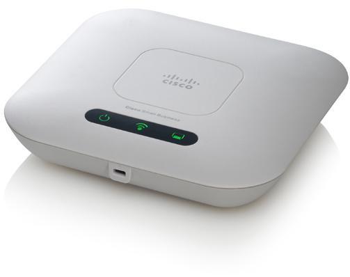 Cisco WAP321 Selectable-Band Single Radio Access Point w/PoE (ETSI) REFRESH