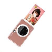 Canon Zoemini S instatní fotoaparát - růžovo-zlatý