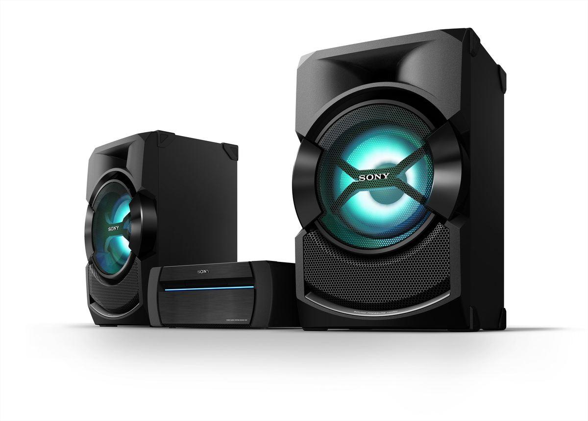 Sony Hi-Fi SHAKE-X3D,CD,USB,MP3,BT,NFC,1200W