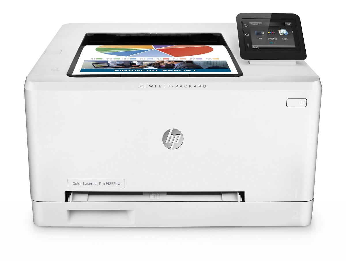 Tiskárna HP LaserJet Pro 200 Color M252dw