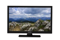 "ORAVA LT-613 LED TV, 22"" 56cm, FULL HD 1920x1080, DVB-T/C, PVR ready, DVD přehrávač"