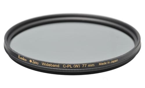 Kenko polarizační filtr ZETA C-PL 77mm