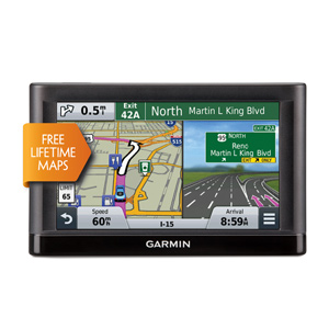 Garmin nüvi 58 Europe Lifetime, 5.0'', bez TOPO map