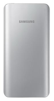 Samsung externí záložní baterie 5200 mAh EB-PA500U, stříbrná