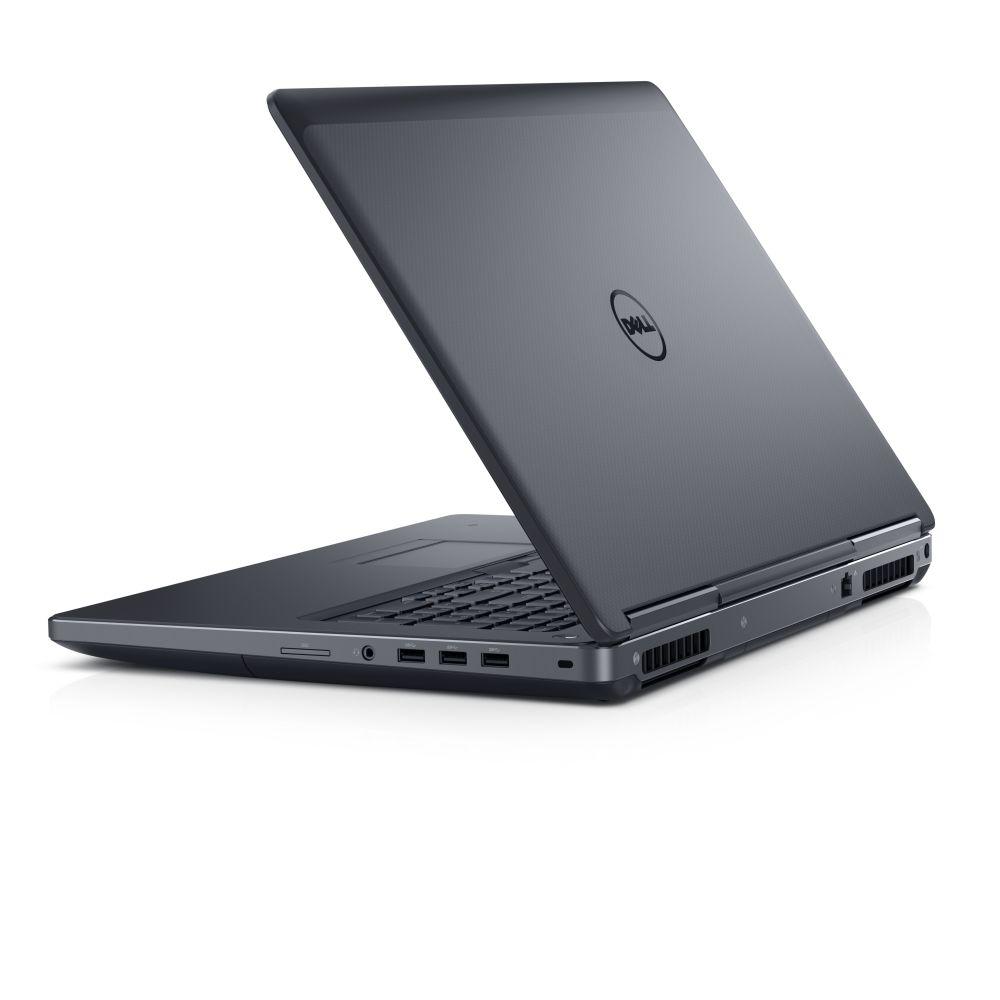 "Dell Precision 7720 17"" FHD i7-7700HQ/32G/256GB SSD+1TB/P4000-8G/THB/MCR/SCR/HDMI/mDP/W10Pro/3RNBD"