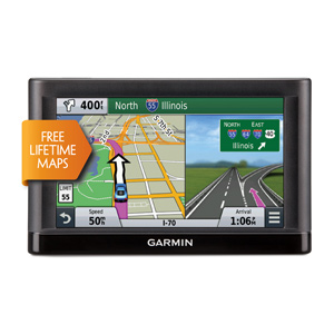 Garmin nüvi 68 Europe Lifetime, 6.0'', bez TOPO map