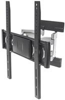 """MANHATTAN Nástěnný držák na TV / LCD, univerzální, hliníkový, 32"""" až 55"""", Full-Motion"""