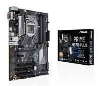 ASUS MB Sc LGA1151 PRIME H370-PLUS/CSM (SW + PUR RMA), Intel H370, 4xDDRA, VGA