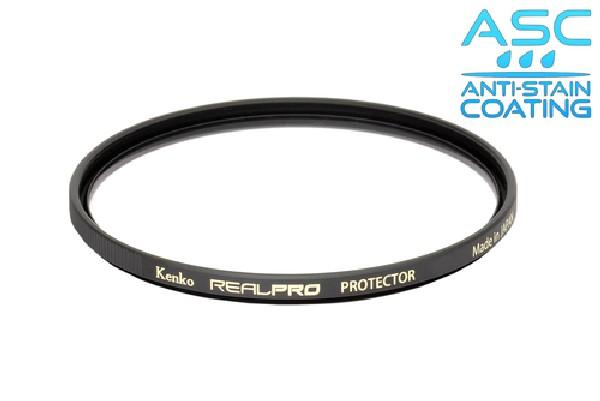 Kenko filtr REALPRO PROTECTOR ASC 55mm