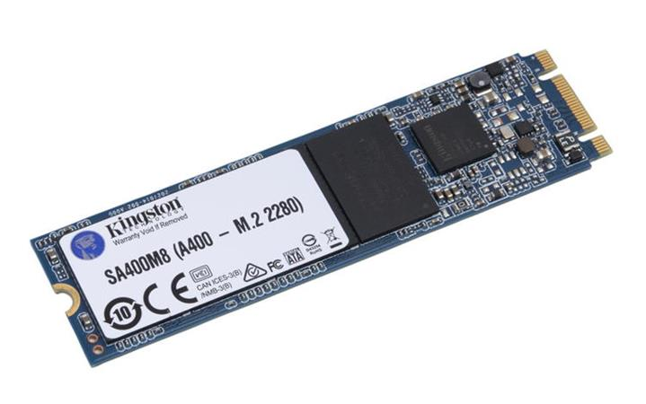 Kingston Flash SSD 120G SSDNOW A400 M.2 2280 SSD