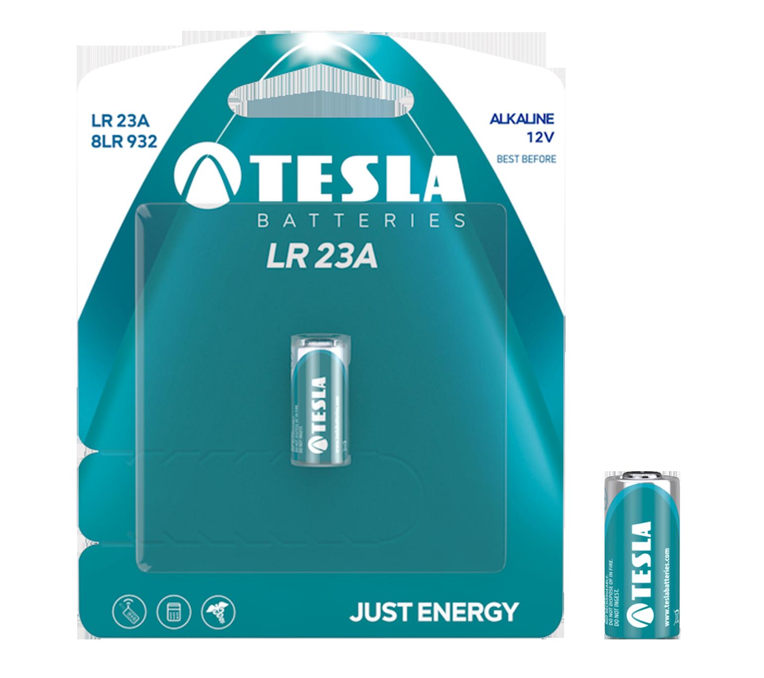 TESLA - baterie TESLA LR23A, 1ks, 8LR932