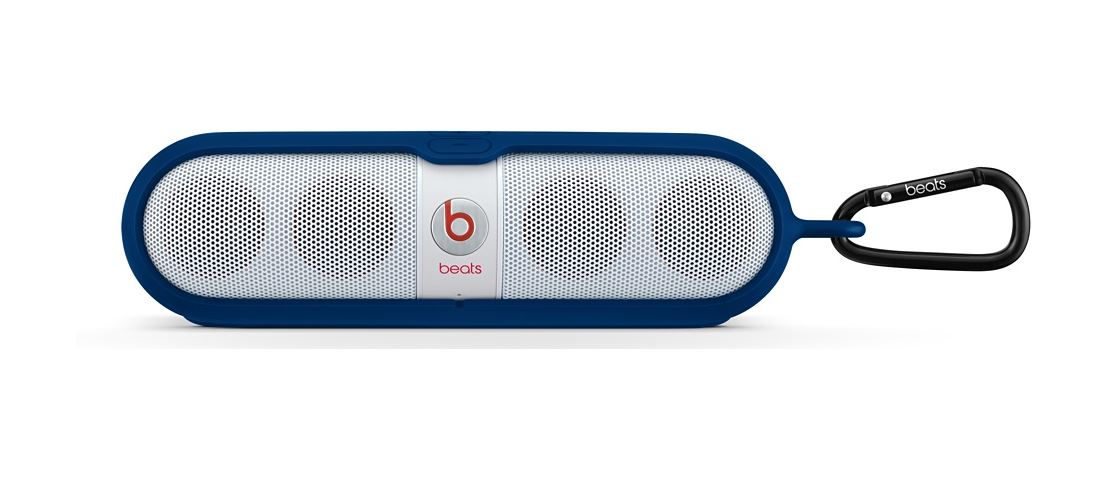 Beats Pill Sleeve - Blue/World