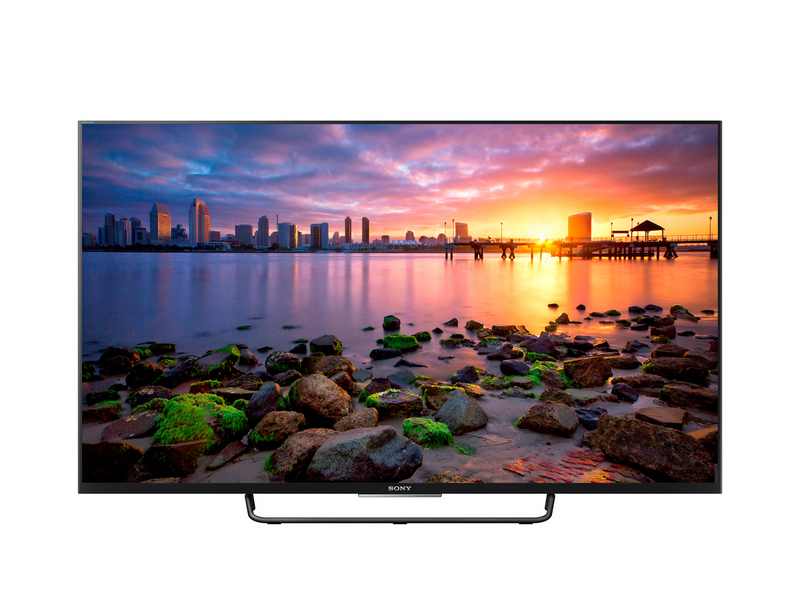 "Sony 55"" LED TV KDL-55W755C/DVB-T2,C,S2/Android TV/XR800Hz/ černá"