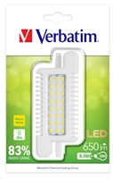 VERBATIM LED žárovka,LED R7s 8.5W-50W ND 3000K 650LM