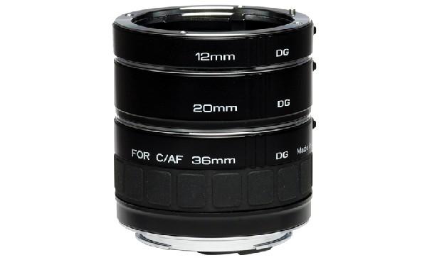 Kenko sada mezikroužků EXTENSION TUBE DG pro Nikon