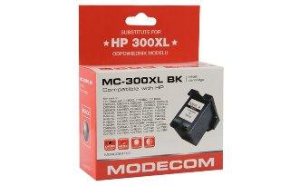 Inkoust Modecom MCRCC641EE pro tiskárny HP [ HP 300XL ]