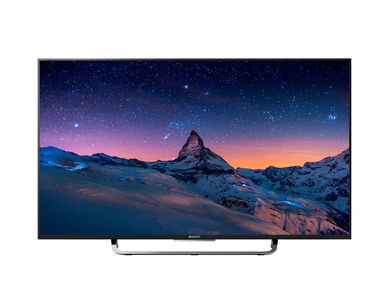 "Sony 43"" 3D LED KDL-43W805C/DVB-T2,C,S2/Android TV/XR800Hz/ černá"