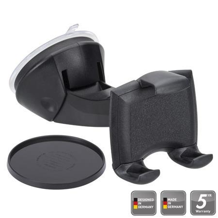 HR Grip držák mobilního telefonu Quicky Travel Buddy / extra silná přísavka