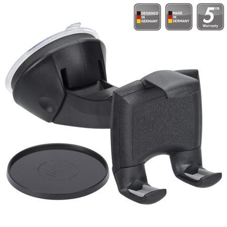 HR Grip držák mobilního telefonu Quicky Travel Buddy x'tra / extra silná přísavka