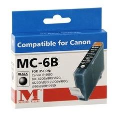 Inkoustová cartridge MC-6B pro tiskárny CANON [ Canon BCI6B black ]