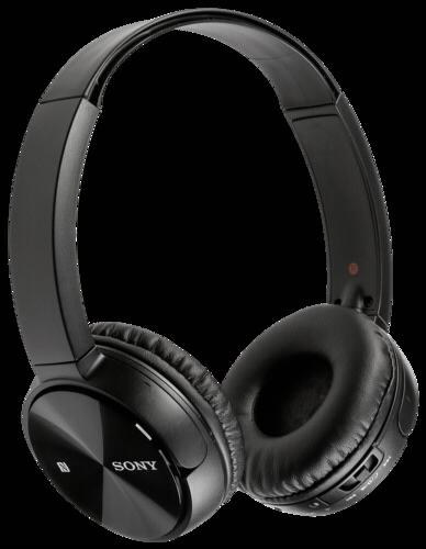 Sony MDR-ZX330BT cerna