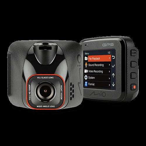 "Kamera do auta MIO MiVue C570, LCD 2"""