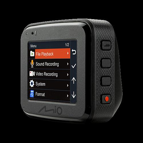"Kamera do auta MIO MiVue C540, LCD 2"""