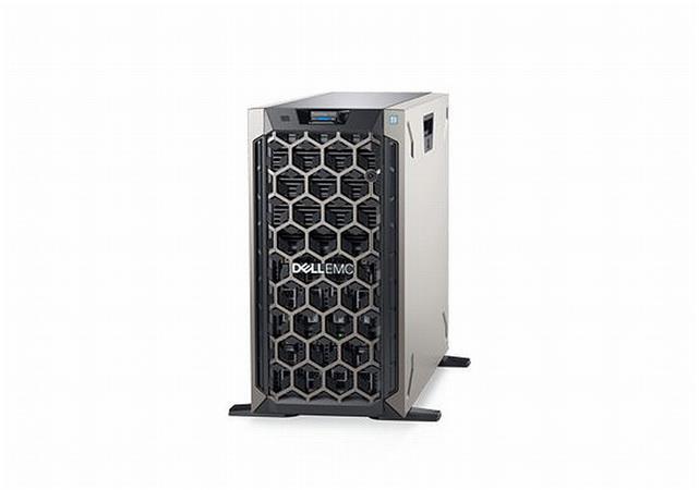 DELL PE T340/XE2124/16GB/2x4TB_7,2k/H330+/2xGL/iD_BAS/1x 350W