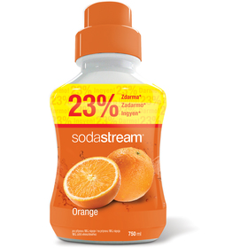 Sirup Orange 750 ml SODASTREAM