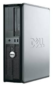 DELL OPTIPLEX 760 Intel C2D/2,8GHz/2GB/160GB/WINDOWS 7