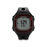 Garmin Forerunner 10 Black & Red, bez TOPO MAP