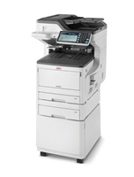 OKI MC853dnct A3 23/23 ppm ProQ2400 dpi PCL6/PS3,USB 2.0,LAN (Print/Scan/Copy/Fax)