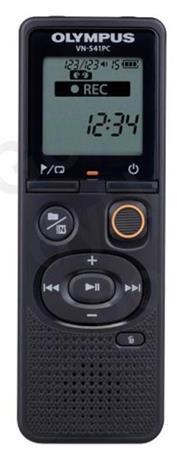 Olympus VN-541PC Digitální záznamník s mikrofonem TP8