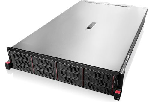 ThinkServer RD650 Rack/E5-2609/1x8GB/750W Platinum