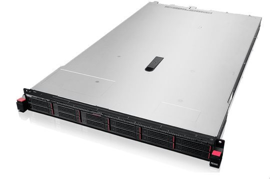 ThinkServer RD550 Rack/E5-2609/1x8GB/750W Platinum