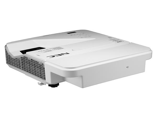 Projector NEC U321H Projector incl. wall mount