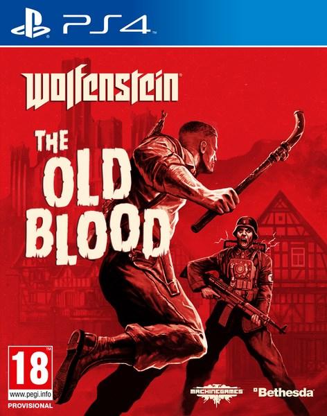 PS4 - Wolfenstein The Old Blood