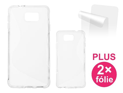 CONNECT IT S-COVER pro Samsung Galaxy Alpha (SM-G850F) ČIRÉ