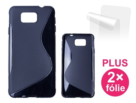 CONNECT IT S-COVER pro Samsung Galaxy Alpha (SM-G850F) ČERNÉ