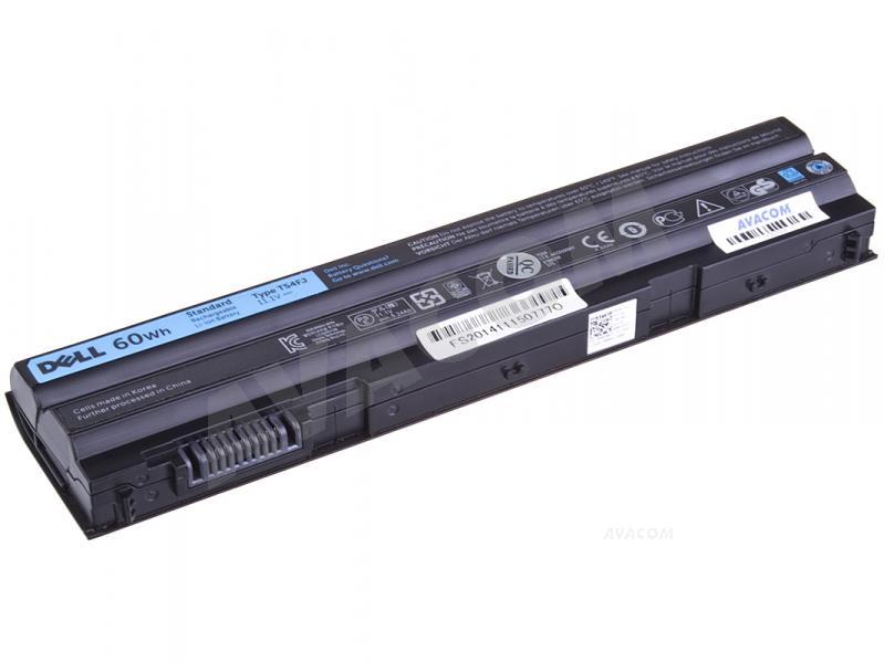 Náhradní baterie AVACOM Dell Latitude E5420, E5530, Inspiron 15R, Li-ion 11,1V 5400mAh/60Wh