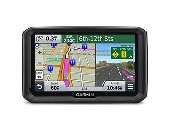 "Garmin dezl 570T Lifetime Europe 45 - 45 států EU/5"" LCD"