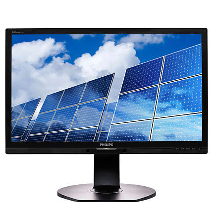 "Philips MT IPS LED 23,8"" 241B6QPYEB/00 - AH-IPS panel, 1920x1080, 20mil:1, 250cd, D-Sub, DVI-D, DP, 4xUSB, repro, PIVOT"