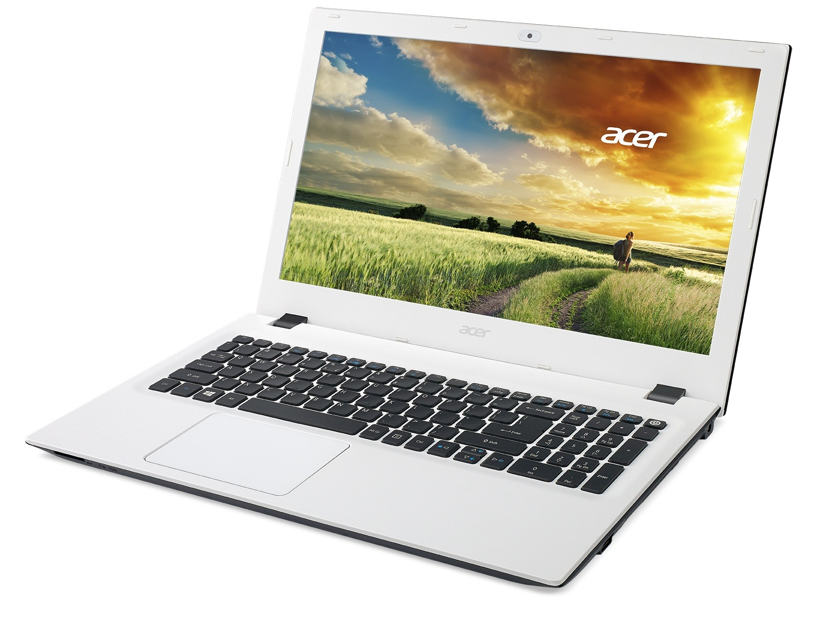 "Acer Aspire E 15 (E5-573-58YT) i5-5257U/4GB+4GB/256GB SSD+N/HD Graphics/DVD-RW/15,6"" FHD/Windows 8.1/Cotton White"