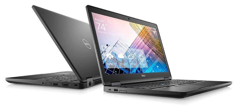 """DELL Latitude 5590/i5-8350U/16GB/512GB SSD/LTE/15,6"""" FHD/Win 10 PRO"""