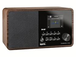 IMPERIAL DABMAN i150 wood, internetové rádio DAB+/FM