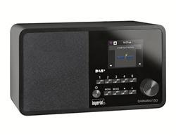 IMPERIAL DABMAN i150 black, internetové rádio DAB+/FM
