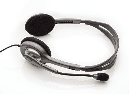 Logitech H110 Sluchátka a mikrofon