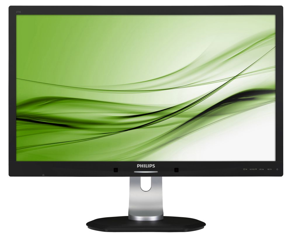 "Philips LCD 272S4LPJCB 27""wide/2560x1440/2ms/20mil:1/DP/MHL/LED/pivot/repro/PowerSensor"